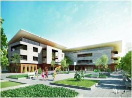 Trường học trong KĐT dự án CT1A, CT1B Nghĩa Đô
