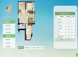 04-B1 - Tòa CT16 Chung cư Hồng Hà Eco City