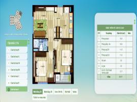 07-E - Tòa CT15 Chung cư Hồng Hà Eco City