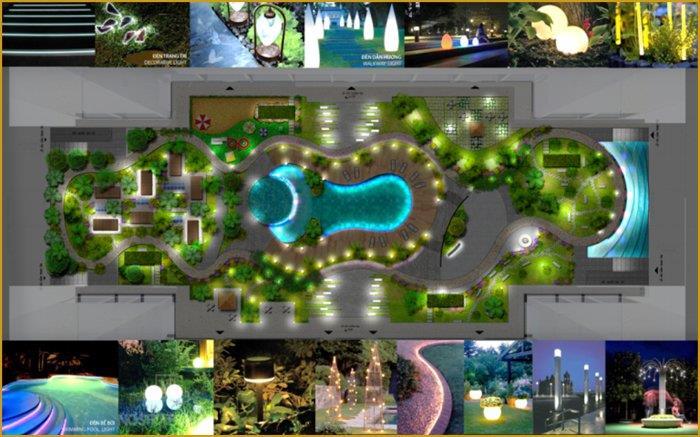 Quy mô dự án căn hộ Imperia Garden