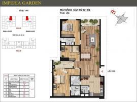 04 Imperia Garden Thanh Xuân - Tầng: 10