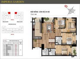 05 Imperia Garden Thanh Xuân - Tầng: 10