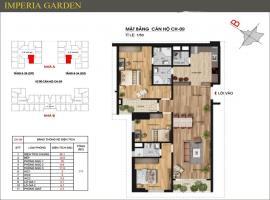 09 Imperia Garden Thanh Xuân - Tầng: 10