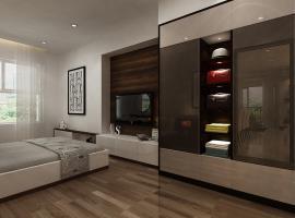 Căn hộ 3 phòng ngủ 92m2 mẫu 3