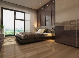 Căn hộ 3 phòng ngủ109m2 mẫu 2