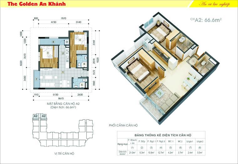 01 - Tòa 18T1 The Golden An Khánh