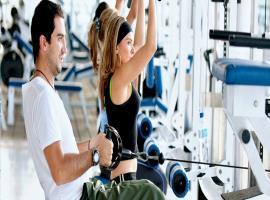 Gym và Spa