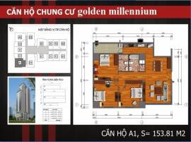 A1 Chung cư Golden Millennium Trần Phú - Tầng: 10