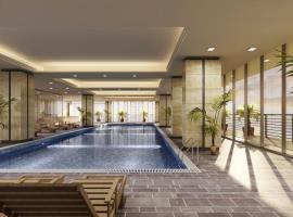 Bể bơi Chung cư PVV- VINAPHARM