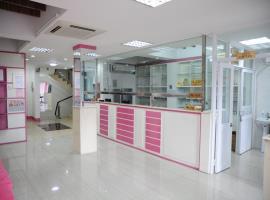 Phòng khám đa khoa tại dự án