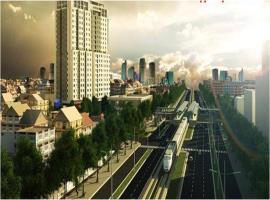 Tuyến đường Metro kết nối Nhổn – Ga Hà Nội