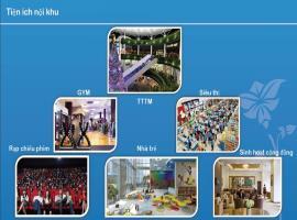 Tiện ích nội khu dự án Saigon Plaza Tower