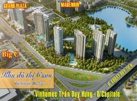 Chung cư Vinhomes D'Capitale Trần Duy Hưng