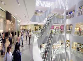 Trung tâm mua sắm chung cư Vinhome Trần Duy Hưng