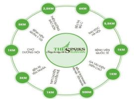 Liên kết vùng chung cư Spark Xuân Mai