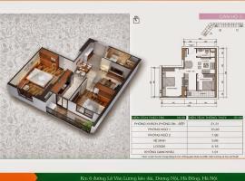 Bán căn hộ A03 Chung cư Xuân Mai Sparks Tower tầng 16 - Tầng: 16