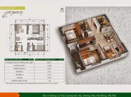 Bán căn B10 Chung cư Xuân Mai Sparks Tower tầng 21 - Tầng: 21