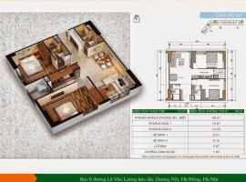 Bán căn hộ B03 Chung cư Xuân Mai Sparks Tower - Tầng: 10