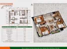 Bán căn hộ B06 Chung cư Xuân Mai Sparks Tower tầng 3 - Tầng: 3