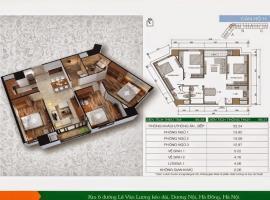 Bán căn hộ A10 Chung cư Xuân Mai Sparks Tower tầng - Tầng: 18