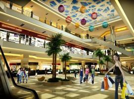 Trung tâm thương mại chung cư 283 Khương Trung