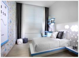 Phòng ngủ chung cư 283 Khương Trung