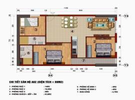 Căn hộ A02 chung cư 289 Khương Trung