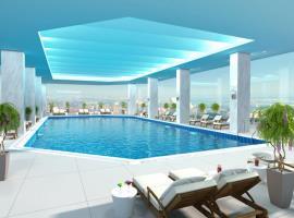 Bể bơi trong nhà chung cư Artemis Lê Trọng Tấn