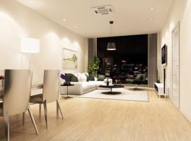Nội thất căn hộ chung cư Artemis Lê Trọng Tấn