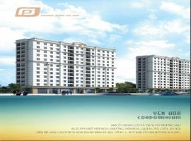 Phối cảnh chung cư Condominium Yên Hoà