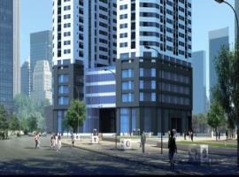 Tổng quan chung cư Condominium Yên Hoà
