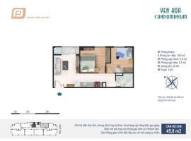 CH8 tầng 4-Chung cư Yên Hòa Condominium - Tầng: 4