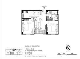 04 Tòa N01 tầng 8-12 tầng 12- - Tầng: 12