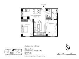 Căn hộ 04 tầng 2-7