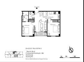 Căn hộ 05   tầng 8-12