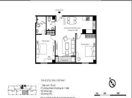 Căn hộ 06 tầng 2-7