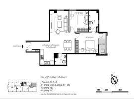 07 Tòa N01 tầng 8-12 tầng 12- - Tầng: 12