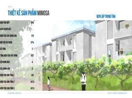 Biệt thự Mimosa Valley lô Biệt thự đơn lập 177A-406.8-B