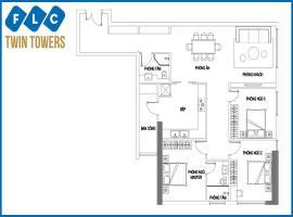 Bán căn B-04 FLC Twin Towers 265 Cầu Giấy - Tầng: 10