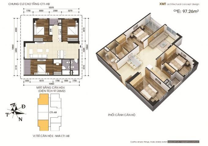 06 Tòa A tầng 12-Chung cư Mễ Trì Plaza