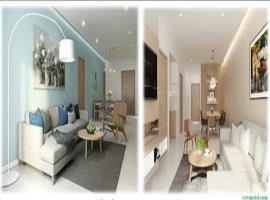 Phòng khách chung cư Mễ Trì Plaza