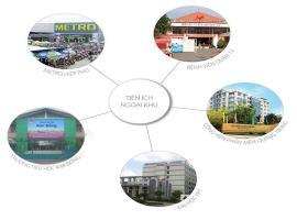 Tiện ích ngoại khu căn hộ Phú An Centre