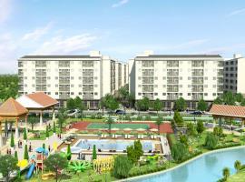 Tiện ích xung quanh căn hộ Phú An Centre