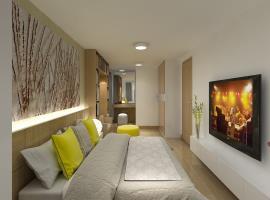 Nhà mẫu căn hộ Phú An Centre