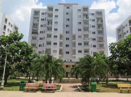 Phối cảnh căn hộ Phú An Centre