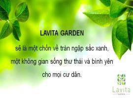Tiện ích căn hộ Laviat Garden