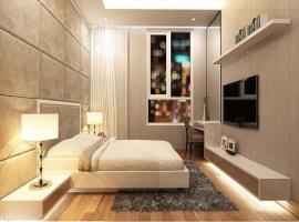 Phòng ngủ căn hộ Laviat Garden