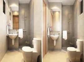 Phòng tắm căn hộ Laviat Garden