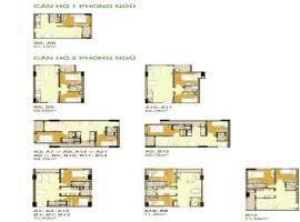 Thiết kế căn hộ Laviat Garden