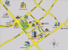 Kết nối khu vực chung cư Nguyến Huy Tưởng